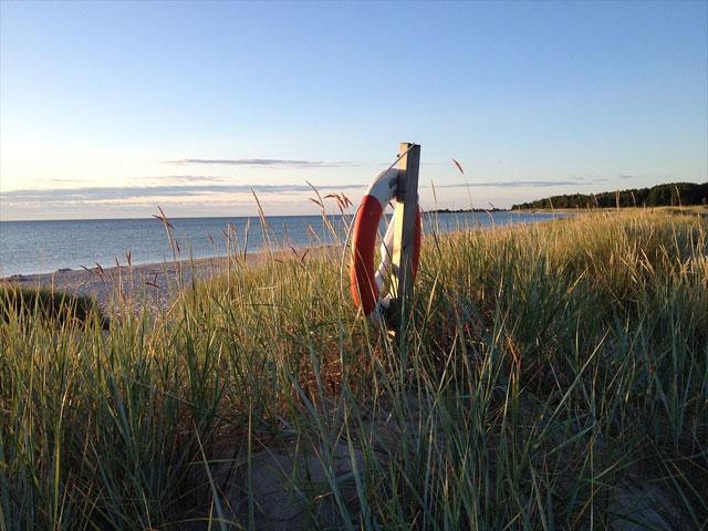 Strand auf Öland, Smaland